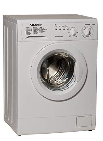 Sangiorgio S5510C Lavatrice Caricamento Frontale 7kg 1000 giri Sangiorgio 8033675153018 12357044 principali elettrodomestici