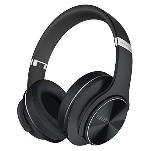 DOQAUS C1 Cuffie Wireless Bluetooth 3 Modalit EQ Suono Cuffie Over Ear tempo riproduzione 52 ore Comode Cuffie Microfono Corso Online TV Cellullari PC DOQAUS 6438081252935 Nero DQBH001AB