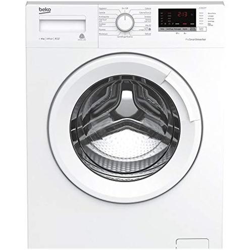 Beko WTX81232WI Libera installazione Carica frontale 8kg 1200Giri min -10 Bianco lavatrice Beko 8690842130564 WTX81232WI principali elettrodomestici