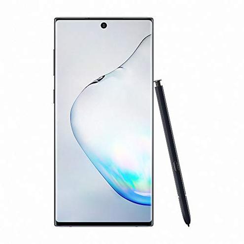Samsung Galaxy Note10 Smartphone Display 6 3 Dynamic AMOLED 256 GB Espandibili SPen Air Action RAM 8 GB Batteria 3 500 mAh 4G Dual SIM Android 9 Pie Versione Italiana Aura Black SAMSUNG 8806090035647 Aura Black SM-N970FZKDITV CE