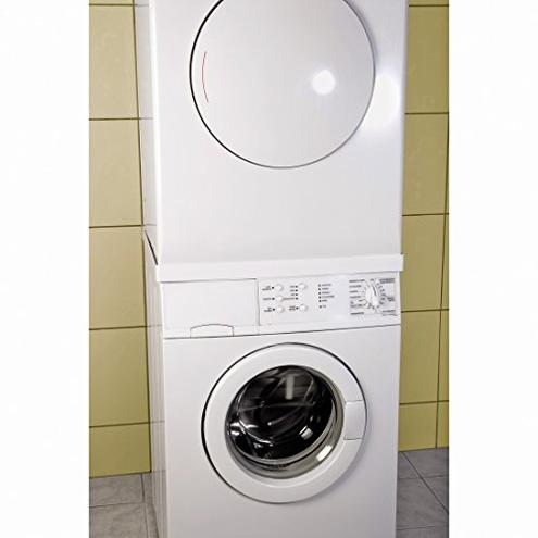 HAMA Bordo sicurezza impilamento asciugastrice lavatrice Hama 4047443004949 Bianco 00110815