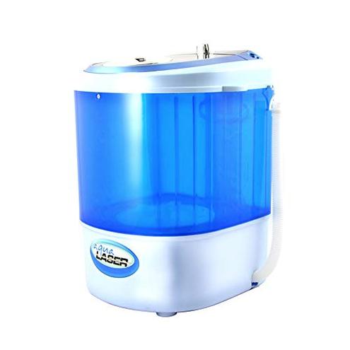 Aqua Laser Mini Lavatrice Bucato fino 2 5 KG - Timer Salvaspazio Compatta Aqua Laser 8713667083317 808 33100000000002 Cucina
