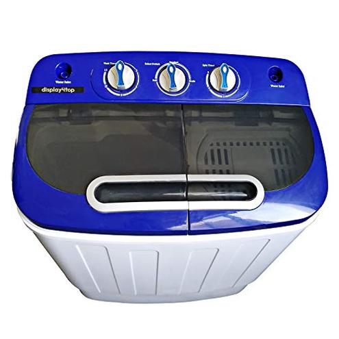 Display4top lavatrice mini-lavatrice capacit 4 2 kg acqua risparmio energetico - Spina standard europea D4P 0703556785307