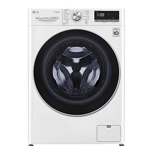 LG F4DV709H1 lavasciuga Caricamento frontale Libera installazione Bianco LG 8806098431359 13501715 principali elettrodomestici