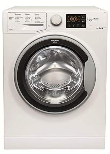Hotpoint RSG 823 IT Libera installazione Carica frontale 8kg 1200Giri min Bianco lavatrice Hotpoint 8050147056806 F105680