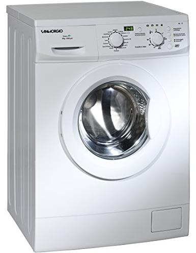 SanGiorgio SES510D Lavatrice slim Sangiorgio 8033675150956 SES510D principali elettrodomestici