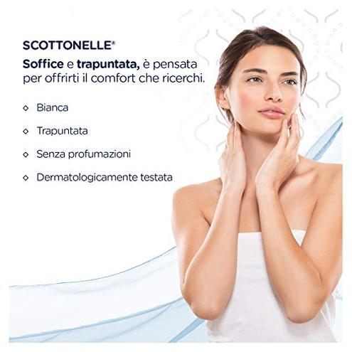Scottonelle Carta Igienica Soffice Trapuntata Confezione 12 Rotoli Scottonelle 8024180001901 4041700 Pantry