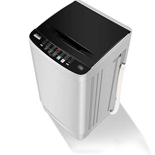 washing machine 1DD1T Mini Rullo Portatile Lavatrice Grande capacit Lavatrice centrifuga Tubo Flessibile capacit carico 7 5 kg Scarico washing machine 6189211364546