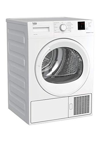 Beko DRX722W Libera installazione Carica frontale 7kg Bianco Beko 8690842157172 7188234330 principali elettrodomestici