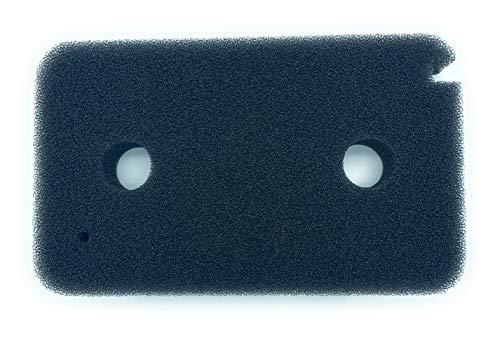 Filtro originale aspirapolvere Miele 9499230 asciugatrice pompa calore 220 130 30 mm Filterwelt 0756832291221 Nero