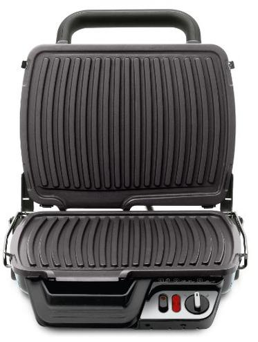 Rowenta GR3060 Comfort Bistecchiera 3 Posizioni Cottura Facile Pulire Potenza 2000 39 38 21 Rowenta 3168430135475 Nero Argento GR3060 Cucina