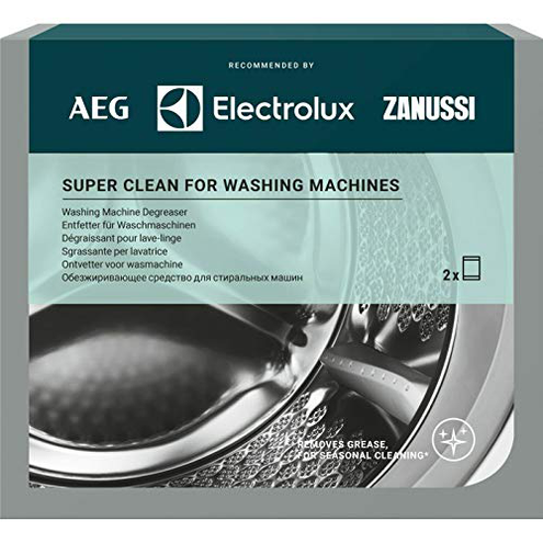 Electrolux Care Maintenance 9029793263 Super-Clean - elimina odori residui detersivo - Electrolux 7321422683255 Silver 9029793263