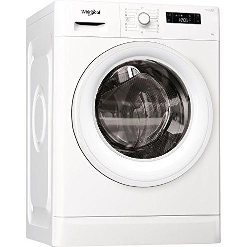 Whirlpool FWF91283W EU lavatrice Libera installazione Caricamento frontale Bianco 9 kg 1200 Giri min Whirlpool 8003437208539 Bianco