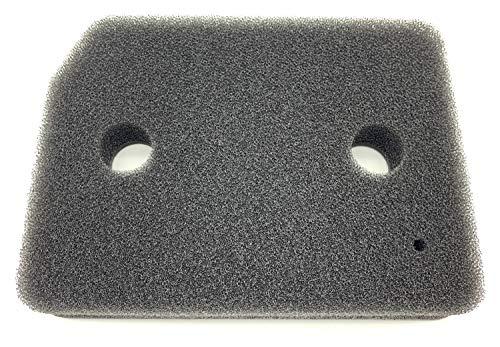 Filtro asciugatrice Miele 9164761 sottile 207 157 30 mm prodotto Germania filtro pelucchi schiuma Filterwelt 0769471202930 Nero principali elettrodomestici