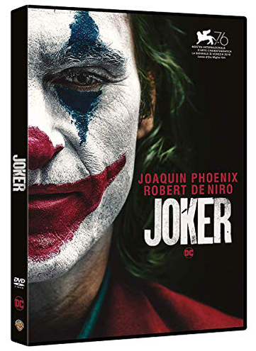 Joker WARNER BROS 5051891173972 Joker dvd DVD