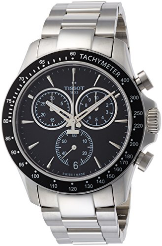 Tissot Orologio Cronografo Quarzo Uomo Cinturino Acciaio Inox T026 420 11 051 01 Tissot 7611608276532 T106 417 11 051 00 Orologio