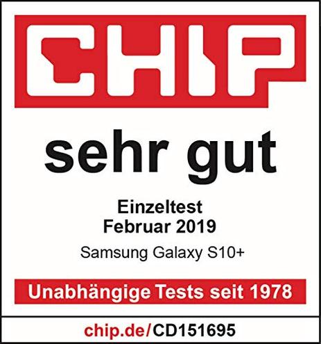 Samsung Galaxy S10 Smartphone 128GB Display 6 4 Dual SIM Nero Prism Black Versione Tedesca SAMSUNG 8801643657314 Nero SM-G975FZKDDBT