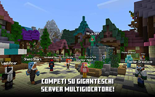 Minecraft Mojang Mobile Application