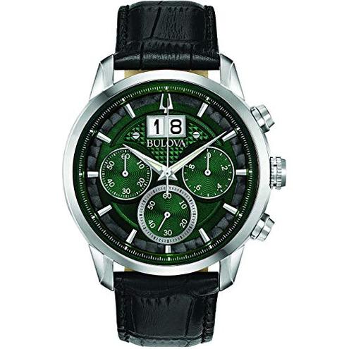 orologio multifunzione uomo Bulova Sutton elegante cod 96B310 Bulova 8018225028428 96B310