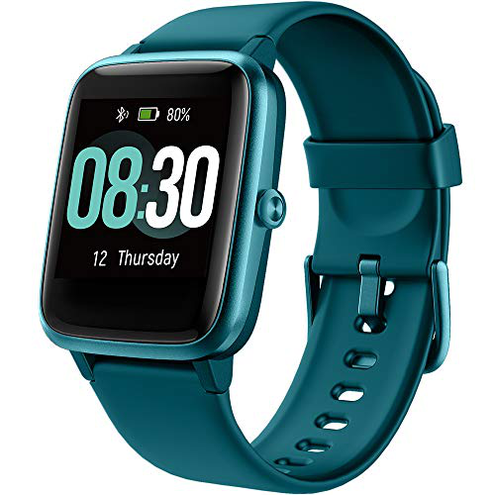 UMIDIGI Smartwatch Fitness Tracker Orologio Uwatch3 Smart Watch Donna Uomo Bambini Cardiofrequenzimetro Polso Contapassi Sportivo Activity Tracker Android iOS Xiaomi Samsung Huawei -Blu UMIDIGI Blu UMIDIGI Uwatch3