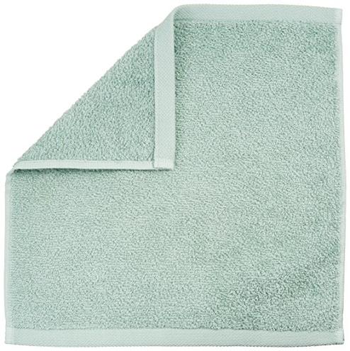 AmazonBasics - Asciugamani cotone confezione 24 Verde Acqua Blu Ghiaccio Bianco AmazonBasics 0825063042022 Verde Acqua Blu Ghiaccio Bianco ABWC-24PK-SIW