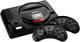 Sega Mega Drive Flashback HD nero