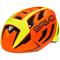Casco ciclismo Briko Ventus (Colore: arancio-giallo, Taglia: M)