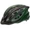 Casco ciclismo Briko Quarter (Colore: verde-nero, Taglia: L)