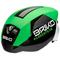 Casco ciclismo Briko Gass (Colore: verde, Taglia: L)
