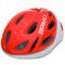 Casco ciclismo Briko Pony (Colore: rosso-bianco-grigio, Taglia: UNI)