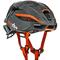 Casco ciclismo Zero Rh+ Lambo (Colore: nero-rosso, Taglia: L/XL)