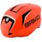 casco ciclismo Briko Gass (Colore: arancio fluo, Taglia: M)