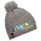 Berretto Bottero Ski Pompom (Colore: grigio medio, Taglia: UNI)
