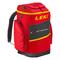 Zaino portascarponi Leki Race (Colore: rosso-nero-giallo, Taglia: UNI)