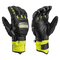 Guanti sci Leki WC Race Ti S Speed system (Colore: nero-giallo, Taglia: 8.5)