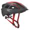 Casco da ciclismo Scott Supra (Colore: grey-red, Taglia: UNI)
