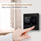 AC85-240V LCD Touch Screen S-mart Thermostat Electric Floor Heating Termostato S-mart Temp...