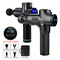 LCD Display Body Massage Gun Exercising Muscle Electric Massager Gun head Massager for Nec...