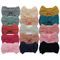 5 Pcs/lot Turban Bows Headband For Baby Girls Headwraps Elastic Toddler Nylon Headwear Bab...