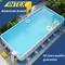 INTEX family bracket swimming pool thickening children's home large pool adult collapsible...
