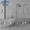 GAPPO Shower System bathroom shower faucet tap bath mixer bathtub faucet set waterfall sho...