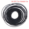 1pack Mix Cassette Tape Replacement Rubber CD DVD Cassette Tape Recorder Turntable Strap B...