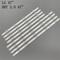 LED Backlight strip For 47LB6500 6916L 1948A 1949A 1961A 1962A 1779A 1780A LG47LY340C LG47...