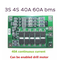 3S/4S 40A 60A Li-ion Lithium Battery Charger Protection Board 18650 BMS For Drill Motor 11...