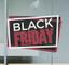 Etichetta adesiva Black friday