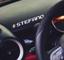 Adesivo auto nome italiano personalizzabile