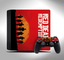 Skin Ps4 Red Dead Redemption