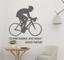 Adesivo murale frase Marco Pantani
