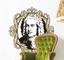 Sticker musica ritratto Bach
