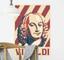 Sticker musica classica vivaldi pop art